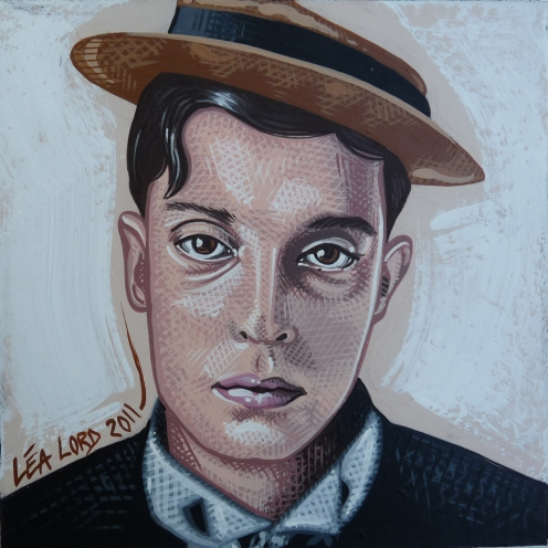 Buster Keaton - 2011