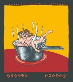 L'Amour Farci - ''A la casserole''