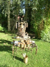 Sculpture Sonore - 2012
