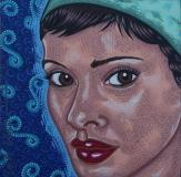 Anna - 2002/2006 - 25x25 cm