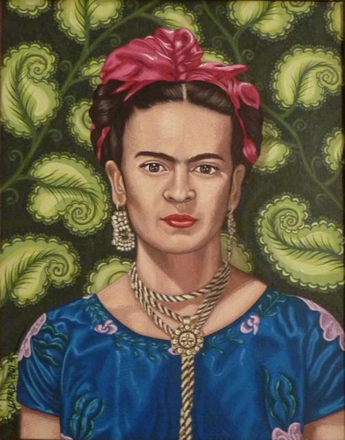 Frida - 2013 - 67,5x57 cm