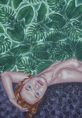Jardin Secret - 2005 - 100x70 cm