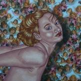 Les Anges ont-ils des Ailes - 2005 - 100x70 cm