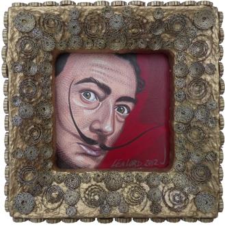 Maïtre Dali - 2012 - 20x20 cm