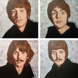 Polyptyque The Beatles