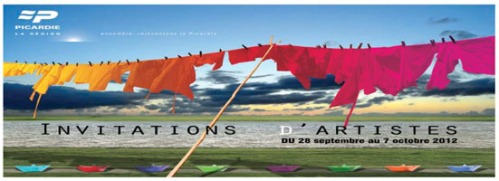 Visuel invitations d'artistes 2012