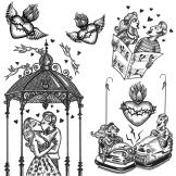 Illustrations divers noir & blanc