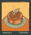 Le gâteau au miel