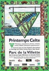 Printemps Celte - Parc de la Villette