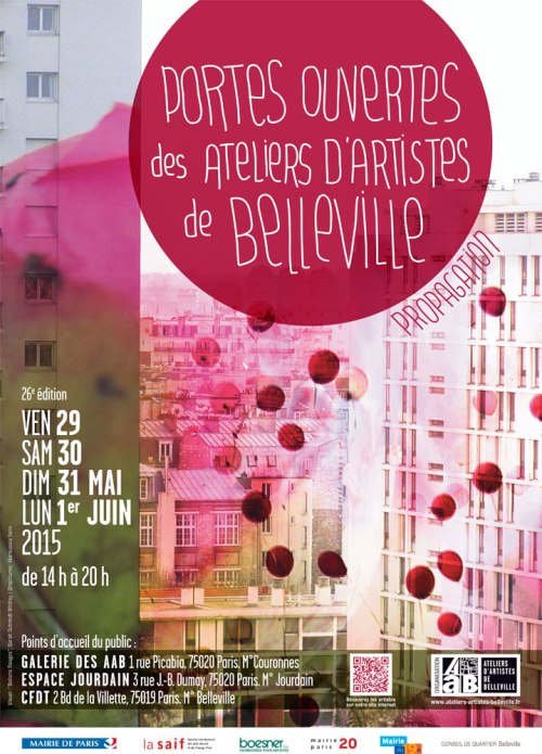 Affiche AAB 2015