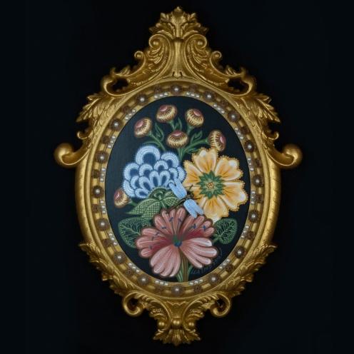 Le Bouquet et la Libellule 1