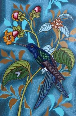L'Oiseau Mouche 1