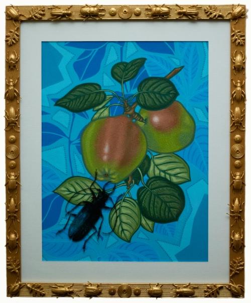 Le Scarabée et les Pommes