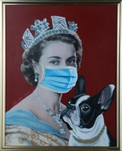 Pearl & The Queen & Covid-19